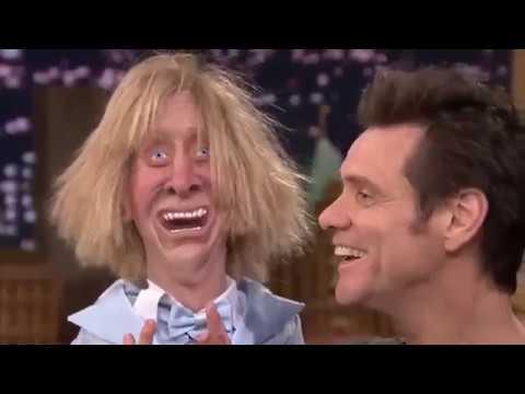 Jim Carrey Ventriloquism Jimmy Fallon