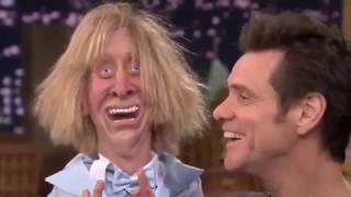 Jim Carrey Ventriloquism (Jimmy Fallon)