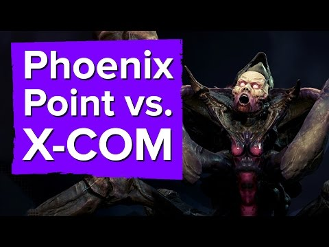 Xxx Mp4 3 Ways Phoenix Point Feels Like The Original X COM And 4 Ways It Doesn T 3gp Sex