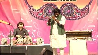 Bhajans on flute by PARAS NATH