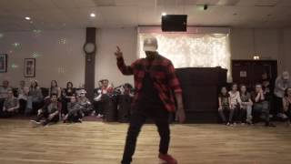 @chrisbrown - little more @joshlildeweywilliams choreo