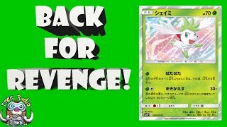 Shaymin – Mythical Pokémon is Back for Revenge! (And helps you set up!)