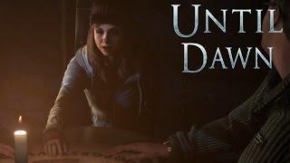Until Dawn Let's Play   Part 4   Strip Ouija