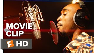 All Eyez on Me Movie Clip - Recording California Love (2017) | Movieclips Coming Soon