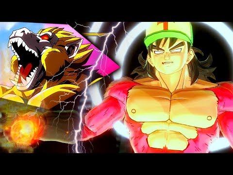 SUPER SAIYAN 4 - ME! (DEIOTA CAC) Dragon Ball Xenoverse 2 Gameplay