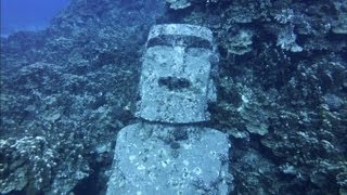 Diving Easter Island