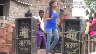 Dehati dance indian village hot girl dj dance in up   chhote mot devra dularua  HD360p