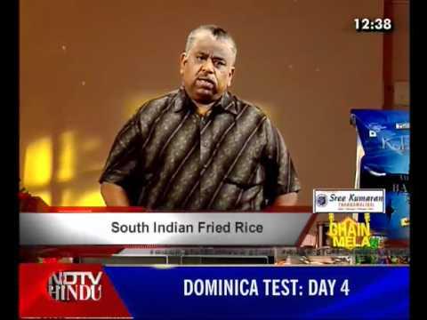 Xxx Mp4 SAMAYAL DARBAR EPISODE 21 1 2 SOUTH INDIAN FRIED RICE NDTV HINDU 3gp Sex