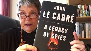 New release....LEGACY OF SPIES by John Carre / What you SHOULD read first!