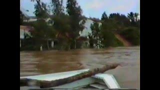 Enchentes do Rio Corrente em 1989 e 1990