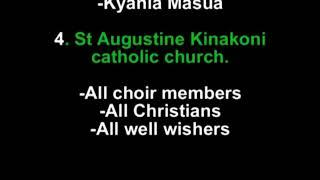 ST. AUGUSTINE KINAKONI CATHOLIC CHOIR_MUTOMO PARISH_CATHOLIC DIOCESE OF KITUI