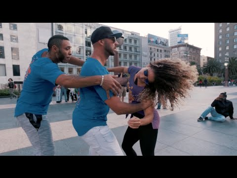 William Teixeira + Ivo Vieira + Ruana Vasquez  Brazilian Zouk Improv