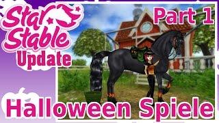 Star Stable Update | Halloween Spiele Part 1 | [deutsch]