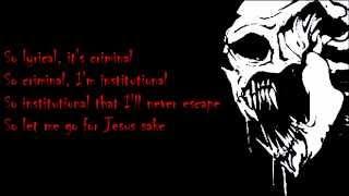 Cross to Bier (Cradle of Bones) - Hellyeah (Lyrics)