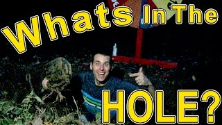 WHATS IN THE HOLE