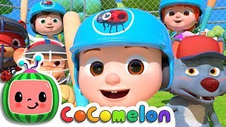 Take Me Out to the Ball Game | ABCkidTV Nursery Rhymes & Kids Songs