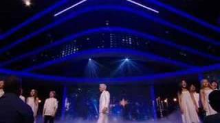 X Factor 4, The Final, Rhydian (itv.com/xfactor)