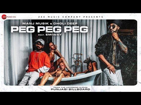 Xxx Mp4 Emiway X Manj Music Peg Peg Peg Dholi Deep Punjabi Billboard Boht Hard 3gp Sex