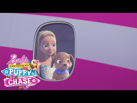 Xxx Mp4 Barbie™ Her Sisters In A Puppy Chase Exclusive Sneak Peek With Hunter Scout Barbie 3gp Sex