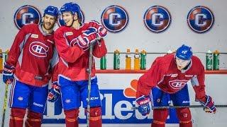 Canadiens send Rene Bourque to Hamilton