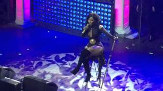 K Michelle Live Webster Hall  Aint You , Nightstand , A Little Bit , AMEN ,  Down In The DM ,