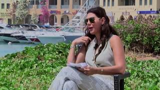 حكي عالمكشوف l من مصر مع الممثلة القديرة الهام شاهينl الجزء الثاني