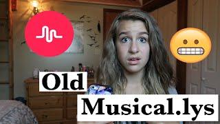 Loray Reacts To Old Musical lys! | LoRayOfSunshine| OMMyGoshTV