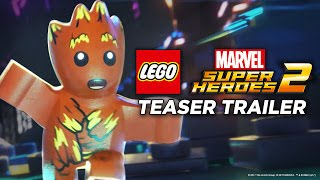 LEGO Marvel Super Heroes 2: Official Teaser Trailer