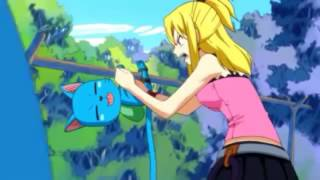 Fairy Tail happy funny moments