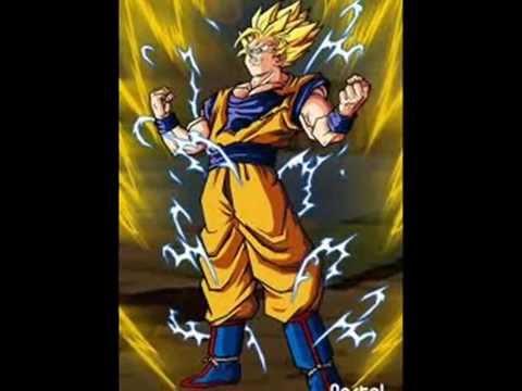 Goku Super sayajin 1 6