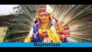 Mayilattam - A Religious dance form of Hindu's.