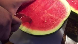 Watermelon slicer review