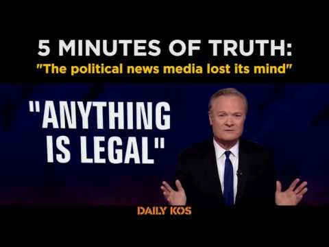 The political news media lost its mind