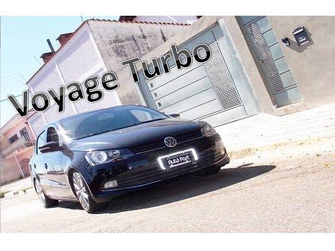 Voyage G6 Turbo Auto Fast