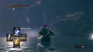 Dark Souls- How To Kill The Hydra Easily With Sorceries
