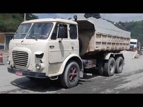 FNM D11.000; Fiat 180 e outros caminhões Truck in Brazil