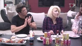 Përmbledhje Ditore BB9, 25 Maj 2017, Pjesa 1, Big Brother - Top Channel Albania Entertainment