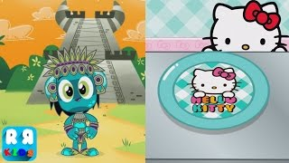 Hello Kitty Games and Learning - Budge World - Kids Games, Creativity and Learning