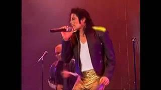 MICHAEL JACKSON SINGING CUMBIA!