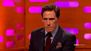 Rob Brydon is Confused in Every Photo - The Graham Norton Show