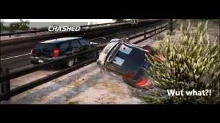【NFSHP】NFS Hot Pursuit WTF Funny Moments