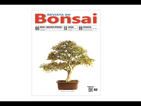 NOVA REVISTA DE BONSAI BRASILEIRA - ABC DO BONSAI