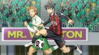 Amazing Football Anime