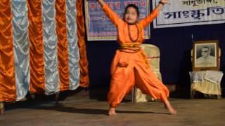 Proloy nache he nataraj.Suhrita Paul/( Choreographey By- Soma Das)