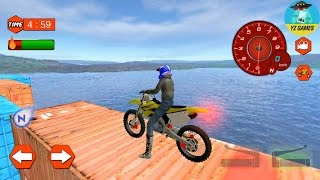 Extreme Bike Stunts Mania - Android GamePlay FHD