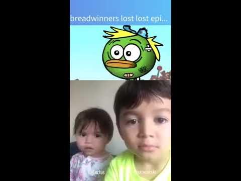Xxx Mp4 Breadwinners Lost Episode 21012 Reaction With The Kids ReCactus 3gp Sex