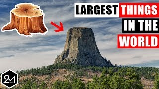 Top 10 Biggest Things In the World 2017
