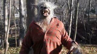Werewolf Costume -The Big Bad Wolf Werewolf / Wolfman Theme Park Movie Quality Halloween Costume.