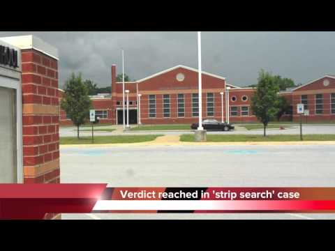 Elementary school girl strip-searched mom says