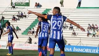 اهداف لقاء ( الدفاع الحسني الجديدي 4-1 إتحاد طنجة ) الدورى المغربى
